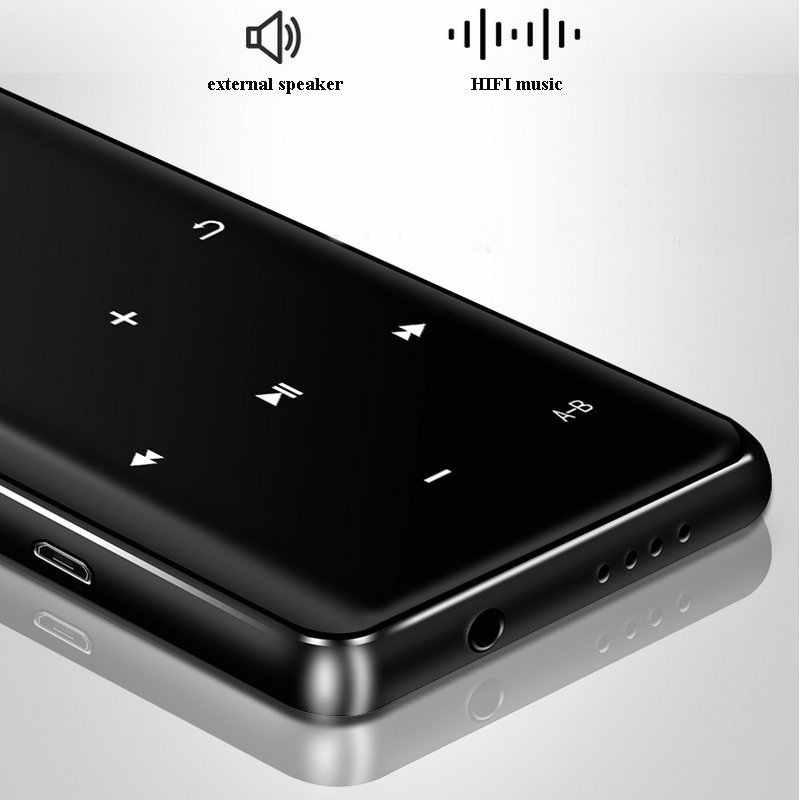 新しい X2 MP3 Bluetooth 音楽ポータブル MP3 マルチメディア FM ラジオ電子書籍のデジタルボイスレコーダーロスレスビデオウォークマン