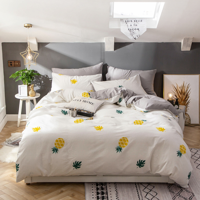 Aliexpress.com : Buy 100% cotton Twin full Queen King size