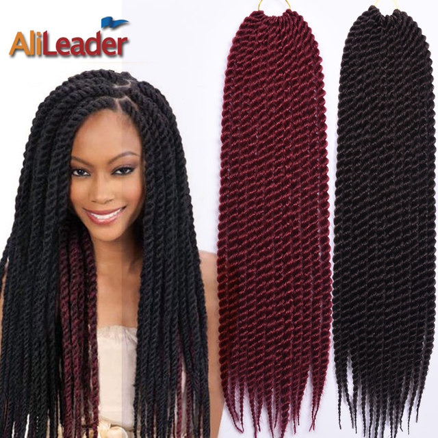 22Inch Crochet Box Braid Hair 85G/Pack 2S Freetress Crochet Braid Hair ...