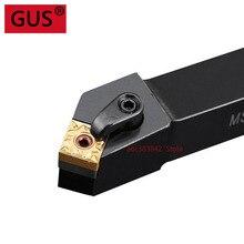 цена на shipping 12mm Square Shank External Turning Tool Holder Toolholder MSSNR2020K12