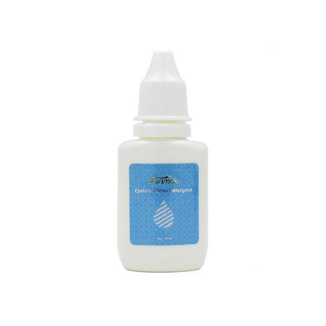 10mL Eyelash Cleaner Primer False Eyelash Extension Clean Liquid Eye Lashes Before Planting Eyelash Grafting Cleanser