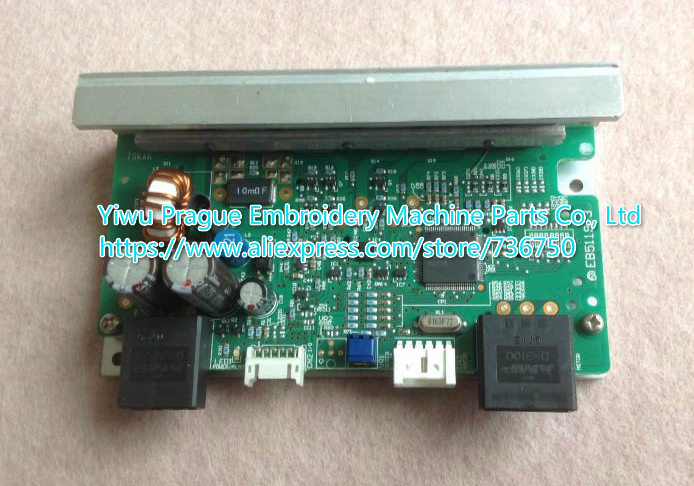 Genuine SWF used MA 6 driver AXHD100K board EB5119 3 Sunstar embroidery machine spare parts offered