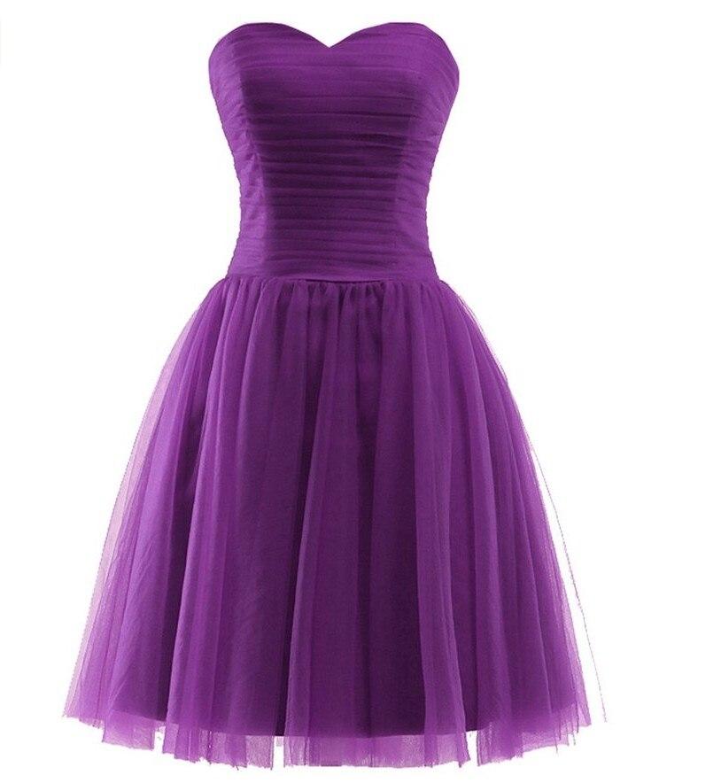 Vistoso Vestidos De Dama De Color Granate Friso - Ideas para el ...