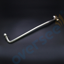 689-61350 Rod Fit Parsun Yamaha Outboard Marine 689-61350-02 Steering Drag Guide Link Rod Arm 30HP 25HP
