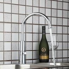 Дрожь Однорычажный смеситель для кухни torneira Cozinha кухонный кран 92453/99 горячей и холодной кухонный смеситель раковина поворотный кран