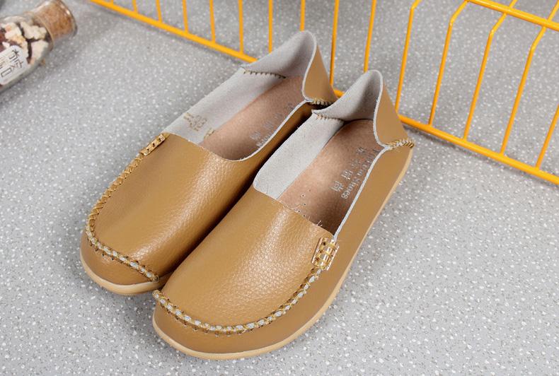 AH912 (3) women's loafers shoe
