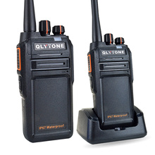 Get more info on the Cleiree 18W High Power Waterproof Handheld Walkie Talkie Portable Radio 400-520MHz Professional Communicator HF Transceiver