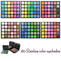 Eyes Makeup 180 Colors Eye Shadow Cosmetics Make Up Makeup Eyeshadow Palette Set 3 layer eyeshadow makeup set