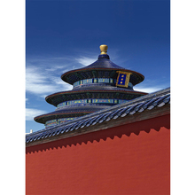 DIY 5D Diamond Painting Novelty Art Decoration House Sewing Craft Tower Rhinestone Embroidery Forbidden City