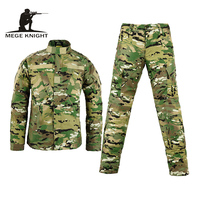 Army military tactical cargo pants uniform waterproof camouflage tactical military bdu combat uniform us army men.jpg 200x200
