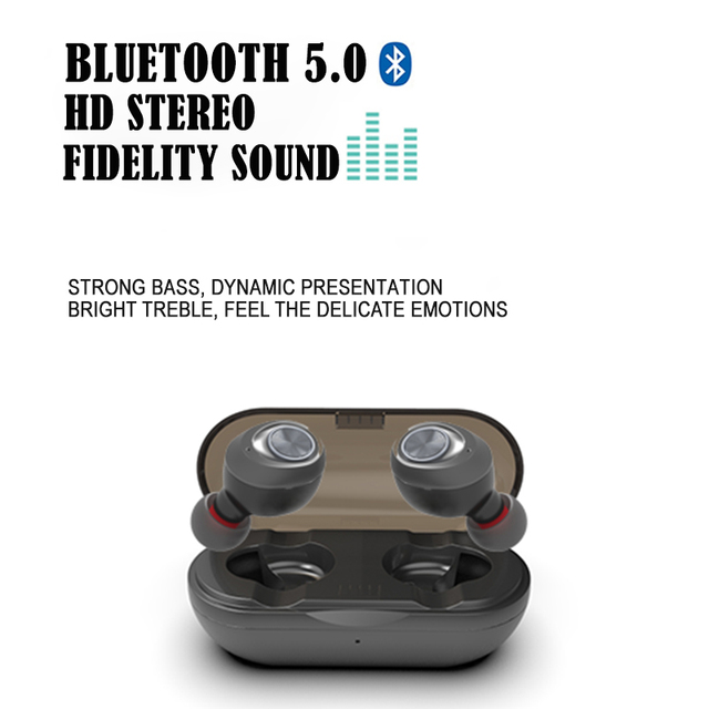Sound Sport Capsule Wireless Earbuds