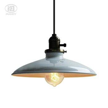 ลอฟท์วินเทจจี้โคมไฟเหล็กR EtroอุตสาหกรรมเอดิสันE27ไฟจี้สำหรับร้านอาหารห้องนอนตกแต่งบ้านDroplightแ...