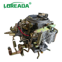 Loreada Carburetors For NISSAN Z20 GAZELLE Silvia VIOLET DATSUN PICK UP CARAVAN Bus 198 OEM 1601026G11 1601026G10 Carb Fuel Assy