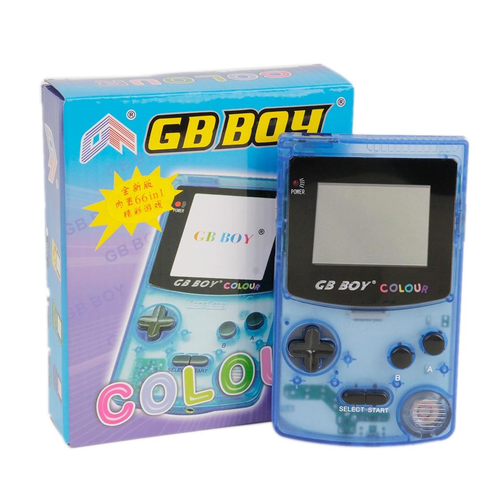 GB garçon rétro classique jeu machine Tetris intégré 66 jeu de poche connecté TV console de jeu