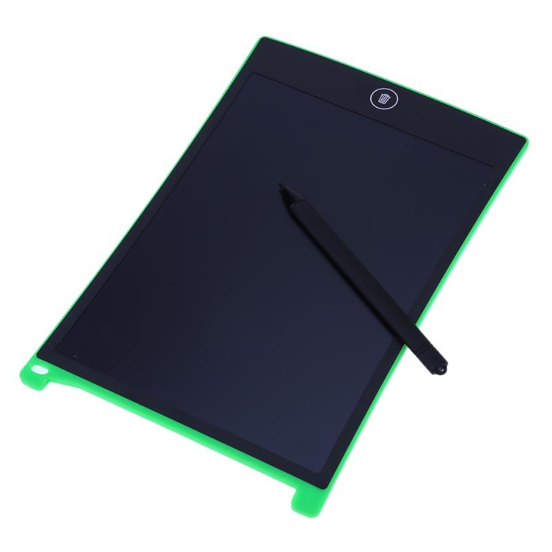 8.5 inch LCD Writing Tablet Handwriting Drawing PaintingBoard Electronic Tablet Pad Paper Notepad for Note Memo Remind Message