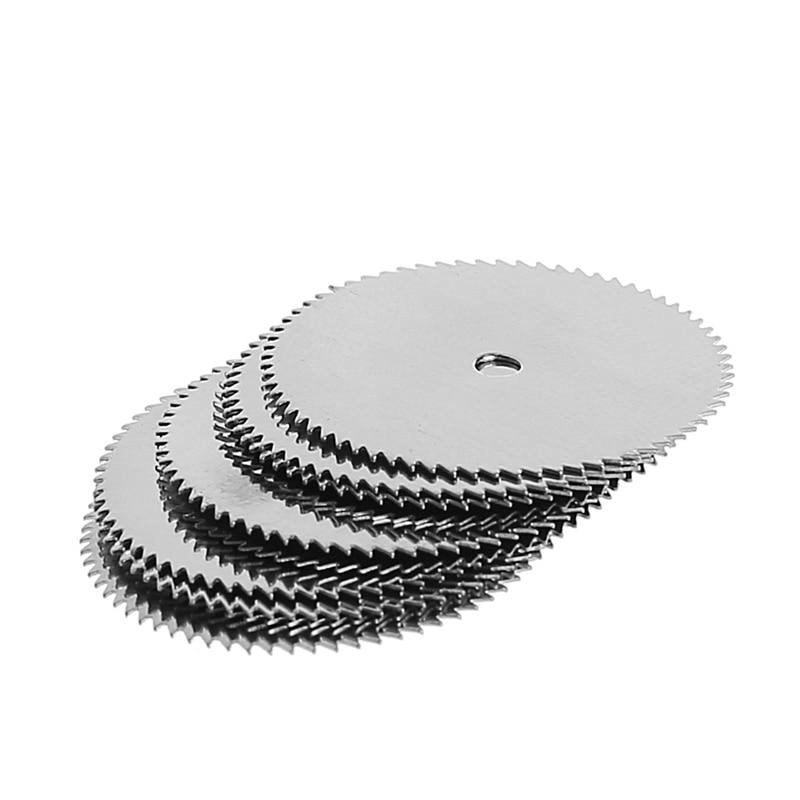 все цены на 10 x 32mm Wood Saw Blade Disc + 2 x Rod Dremel Rotary Cutting Tool онлайн