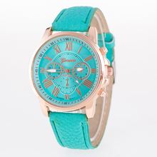 2017 Watch Women Watches Fashion Crystal PU Leather Analog Quartz Female Clock montre femme montre femme relogio feminino