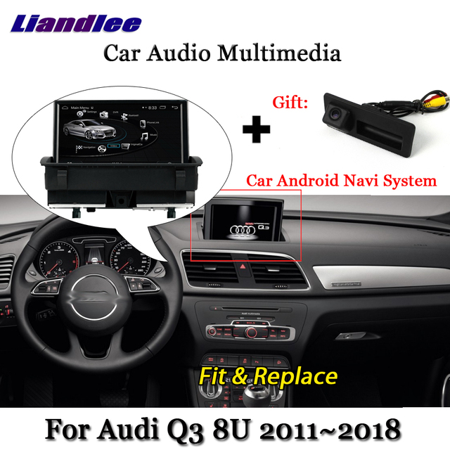 Liandlee Car Android System For Audi Q3 8u 2011 2018 Stereo Radio