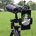 Черный Универсальный Смартфон Объектив Адаптер Кронштейн Для Фотографии Астрономический Бинокль Монокуляр Телескоп Крепление VHK60 T45