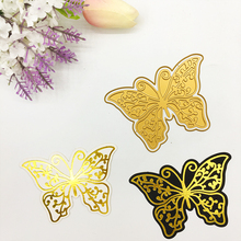 Julyarts Butterfly Glimmer Hot Foil Plate Metal Cutting Dies Photo Album Die Cut Scrapbooking Stencils Stamping