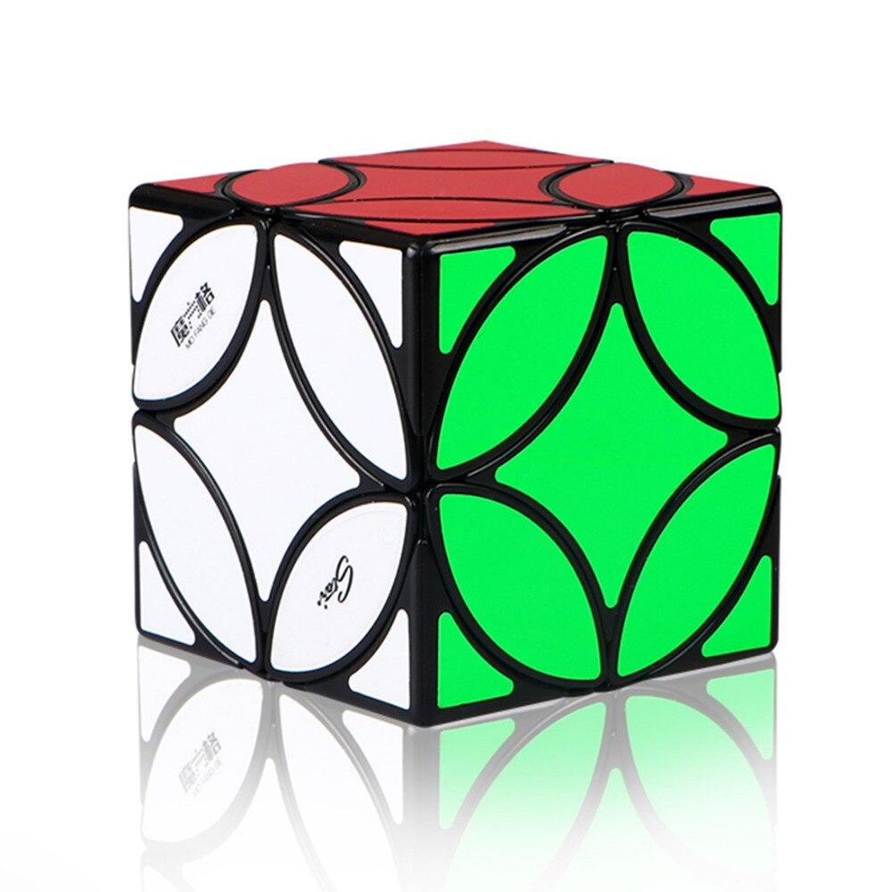 Qiyi Mofangge Type De Pièce 3x3x3 Cube Magique Jouets Éducatifs pour Cerveau Trainning