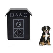 Домашний сад, водостойкий контроллер для собак, Обучение щенка, ультразвуковой стоп, выпечка, аккумулятор для домашних животных, не включая батарею