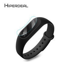 HIPERDEAL 2PCS 0.1mm HD Nano Explosion-proof Ultra-thin Film Transparent For Xiaomi Miband 2 For Sma