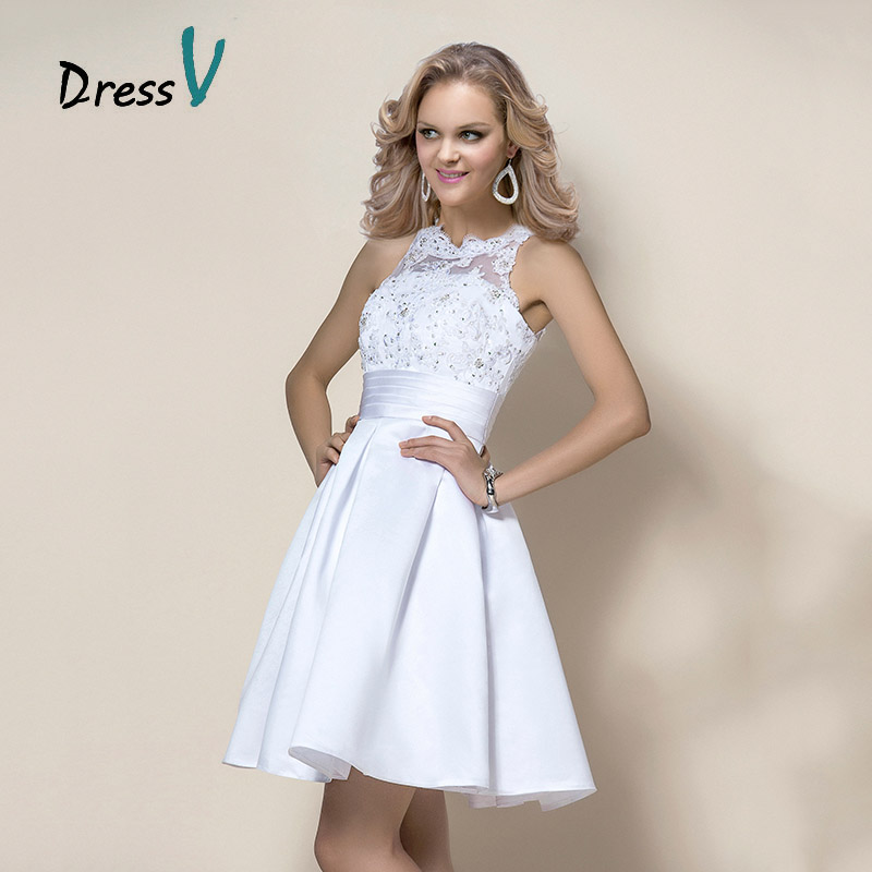 Aliexpress.com : Buy Stunning Short Beading Appliques Satin ...