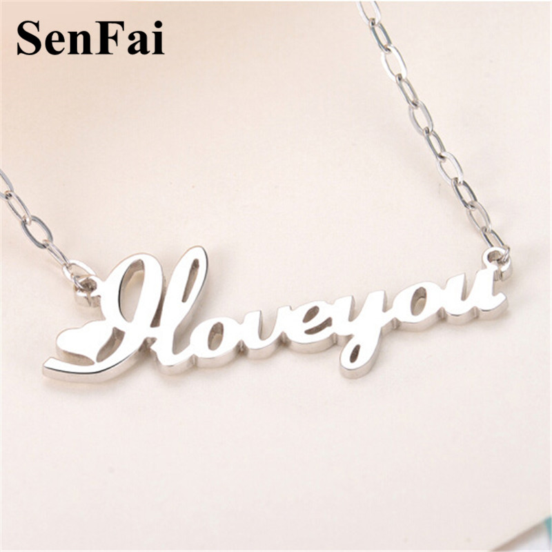 Senfai personalized necklace bar gold silver any name baby arabic senfai personalized necklace bar gold silver any name baby arabic angela alex pendants necklaces fashion party bar jewelry gift in chain necklaces from aloadofball Images