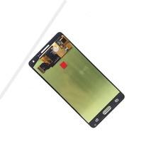 Продажа Crazy Cow 100% тестирование AMOLED ЖК-дисплей S для Samsung Galaxy A5 2015 A500 A500H A500F a500m ЖК-дисплей Дисплей + Сенсорный экран сборки