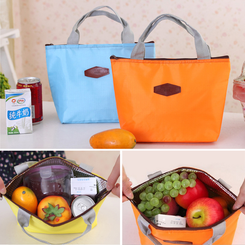 Infant Thermal Pouch Baby Milk Bottle Insulation Bags Waterproof Mother Handbag Thermos Food Lunch Baby Meal Bag Storage