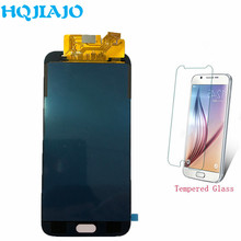 Test LCDs Screen For J7 Pro J730 Adjust LCD Display Touch Screen Digitizer For Samsung Galaxy J7 Pro 2017 J730F J730FM Assembly