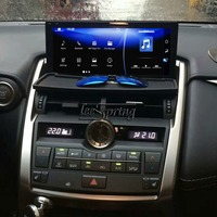 10.25 inch Android Car Multimedia Player for LEXUS NX200 2015 2017