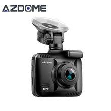 Azdome GS63H WiFi Car DVRs Recorder Dash Cam Novatek 96660 Vehicle Camera Built in GPS Camcorder 4K 2160P Night Vision Dashcam