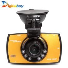 """G30 2.7 """"coche Dvr 140 Grados de Ángulo Ancho Full HD 1080 P Cámara Del Registrador Del Coche de Visión Nocturna G-sensor HDMI Dash Cam"""