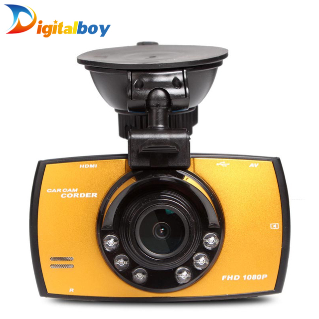"G30 2.7"" Car Dvr 140 Degree Wide Angle Full HD 1080P Car Camera Recorder Registrator Night Vision G-Sensor HDMI Dash Cam"