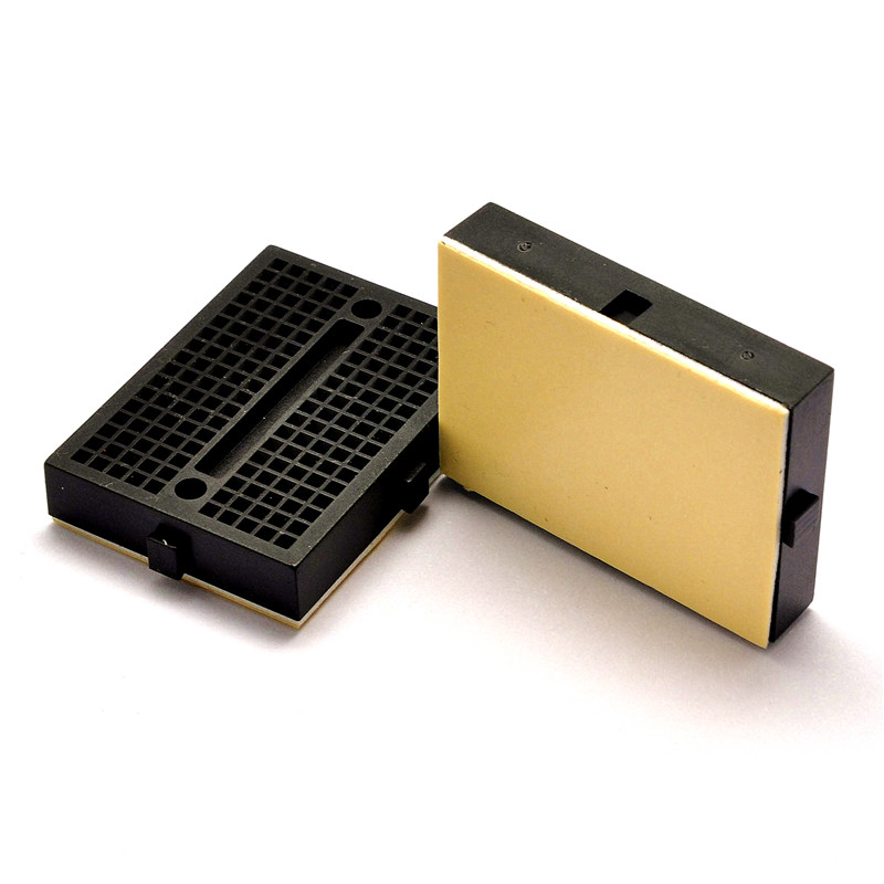 1PCS SYB 170 Mini Solderless Prototype Breadboard 170 Tie points for ATMEGA PIC for font b