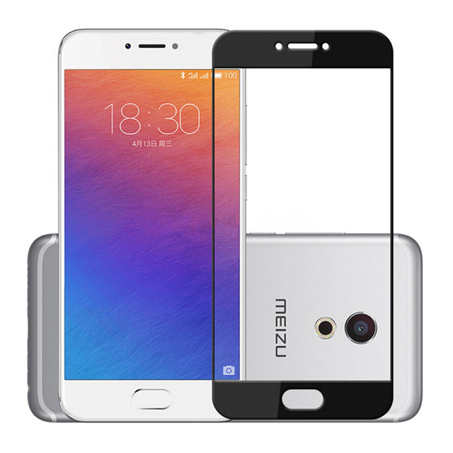 new arrival 83eb7 62a71 US $0.99 40% OFF|Aliexpress.com : Buy Full Cover Tempered Glass For Meizu  M5 M6 Note M3S M3 Mini U10 U20 M3E MX6 Pro 6 7 M5S M5C M6S 15 16 16th 15 X8  ...
