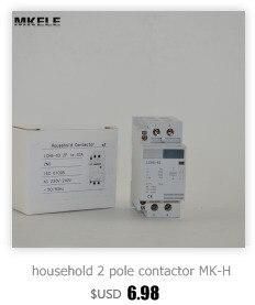 household elevator ac contactor mk hac8 40 40a 2p 2no for protection rh aliexpress com Reversing Contactor Wiring Diagram Reversing Contactor Wiring Diagram