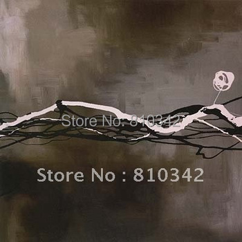 Abstract oil paintings Free shipping Wholesale painting Canvas art Reproduction U2ABT650