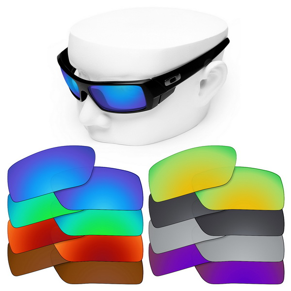 OOWLIT Polarized Replacement Lenses For-Oakley Gascan Sunglasses