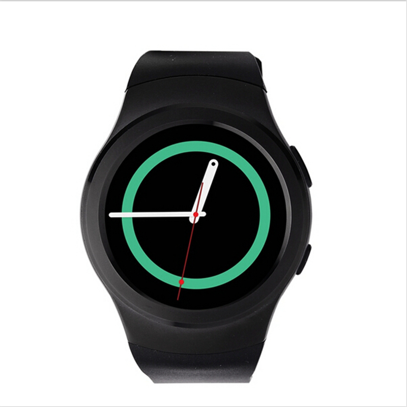 imágenes para En stock original n° 1 bluetooth smart watch sport full hd pantalla sim tarjeta tf smartwatch para android y ios samsung gear s2 pk x3