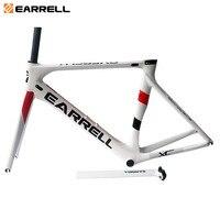 In Stock 2019 OME new full carbon fiber road bike frame Di2 T800 surper light bicycle frame BB86 50/53/56cm