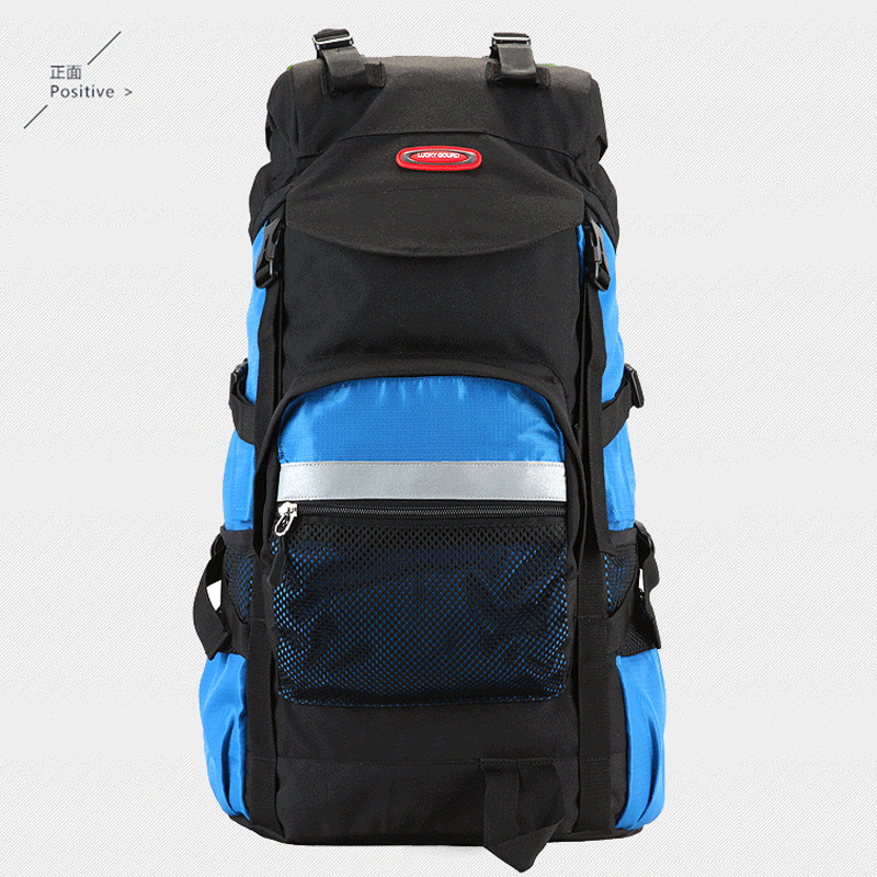 2016 Unisex new Waterproof outdoor Hiking 60L backpack camping Mochila travel rucksack mountain climbing bag pack J042 outdoor climbing bag 40l waterproof backpack sport travel camping unisex portable shoulder bag unisex tactical backpack