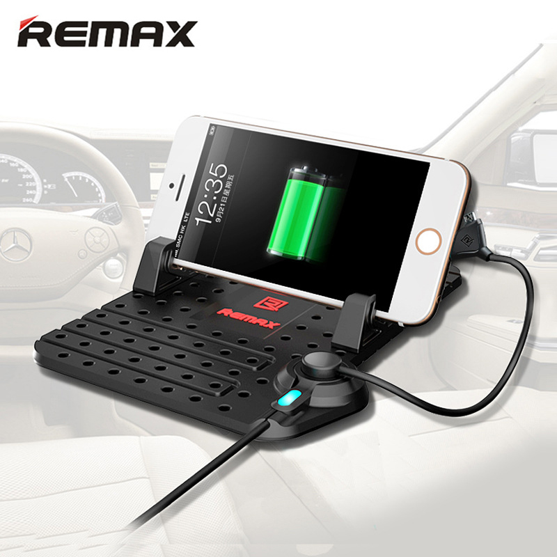 Remax Mobile Phone Car Holder With Magnetic Charger USB Cable For iPhone 5 5S 6S 7 7plus Android xiaomi Phone Adjustable BracketRemax Mobile Phone Car Holder With Magnetic Charger USB Cable For iPhone 5 5S 6S 7 7plus Android xiaomi Phone Adjustable Bracket