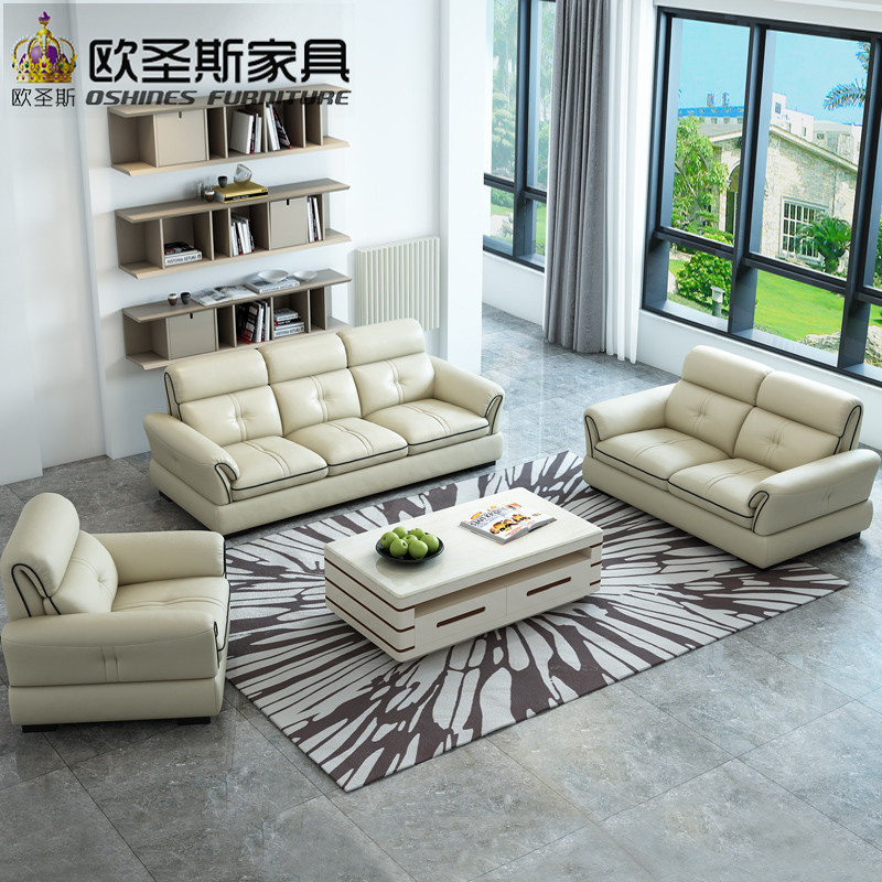 2019 Hot Sale Cheap L Shape Sofa Low Price Home Furniture