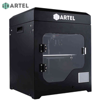 NEW 2018! 3D ARTEL 200 The best 3D printer. Buy Free Shipping Worldwide Special Sale! Multi functional with a closed frame