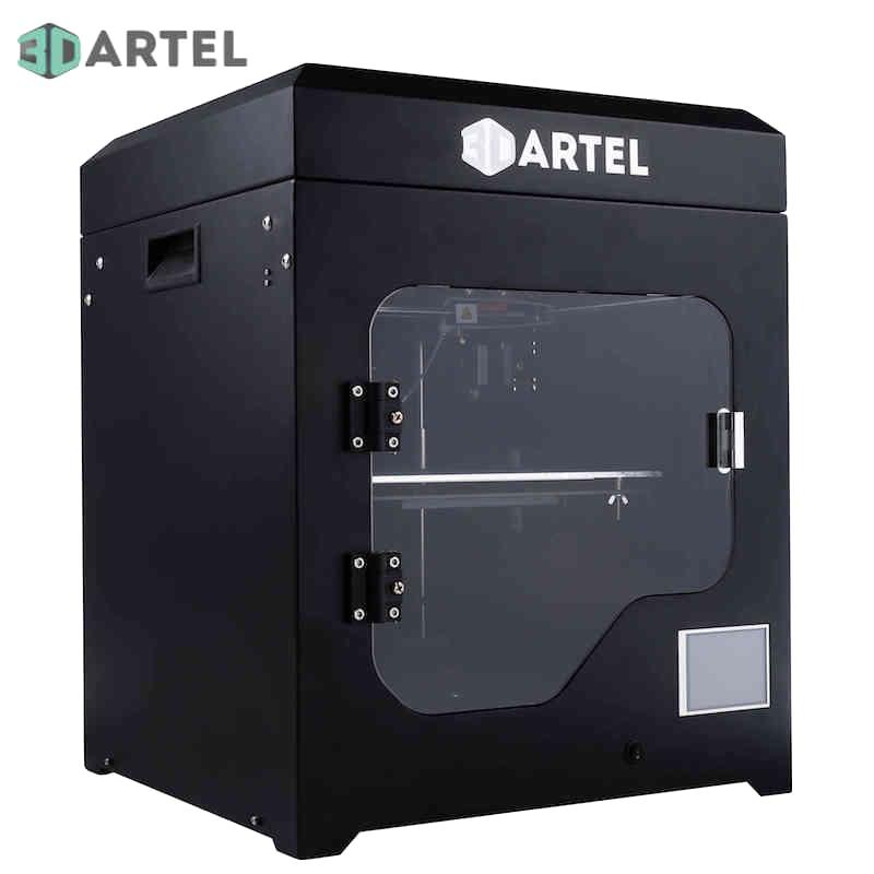 NEW 2019! 3D ARTEL 200 The Best 3D Printer. Buy Free