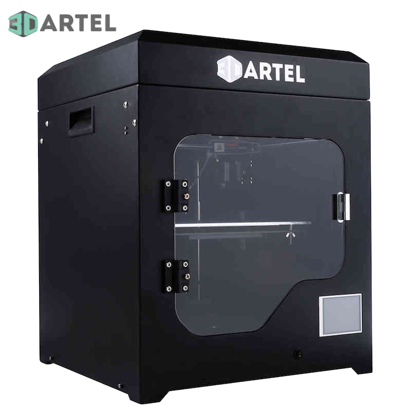 NEW 2018! 3D ARTEL 200 - The best 3D printer. Buy Free Shipping Worldwide Special Sale! Multi functional with a closed frame