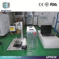 Best Service LXJFiber 20w Portable Laser Marking Machine